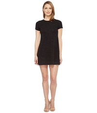 Culture Phit Demna Short Sleeve Dress Black Women's Dress