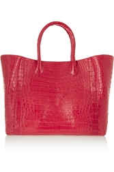 Nancy Gonzalez Crocodile Tote