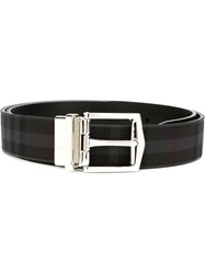 Burberry Horseferry Check Belt Grey
