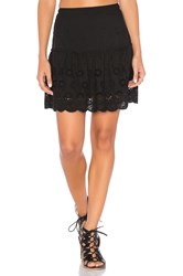Winston White Luciana Skirt Black