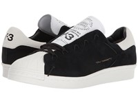 Yohji Yamamoto Adidas Y 3 By Super Knot Core Black Core Black Core White Athletic Shoes