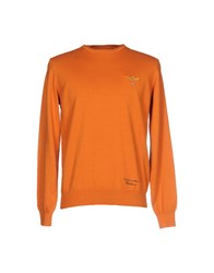 Aeronautica Militare Sweaters Orange