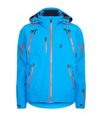 Spyder Pinnacle Jacket Male Blue
