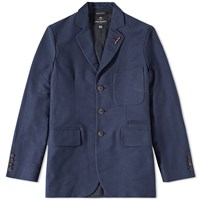 Nigel Cabourn Business Jacket Blue