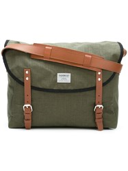 Sandqvist 'Erik' Messenger Bag Green