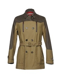 Henry Cotton's Jackets Military Green