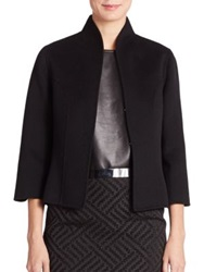 Pauw Cashmere Short Jacket Black