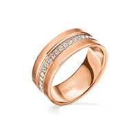 Folli Follie Touch Rose Gold Ring