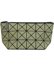 Issey Miyake Bao Bao 'Lucent Frost' Clutch Green