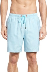 Tommy Bahama Men's Naples Palm Night Jacquard Swim Trunks