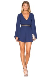 Wyldr Hope So Romper Navy