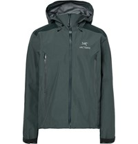 Arc'teryx Beta Ar Gore Tex Jacket Gray Green