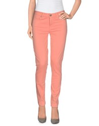 Paige Trousers Casual Trousers Women Salmon Pink