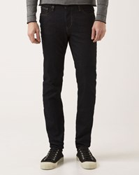 Ikks Dark Blue Slim Fit Jeans