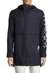 Prps Yacht Hooded Jacket Navy