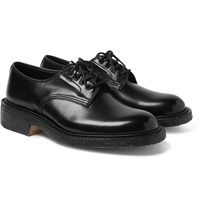 Tricker's Daniel Leather Derby Shoes Black