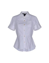 Marc By Marc Jacobs Shirts White