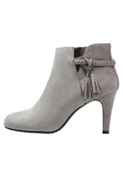 Anna Field Ankle Boots Grey