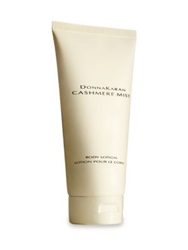 Donna Karan Cashmere Mist Body Lotion 6.7 Oz. No Color