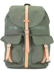 Herschel Supply Co. Large Backpack Green