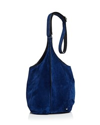 Halston Heritage Iconic Crossbody Hobo Ink