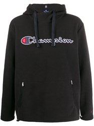 Champion Relaxed Fit Logo Hoodie 60