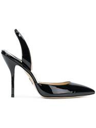 Paul Andrew Passion Pumps Black