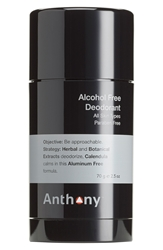 Anthony Logistics For Men Alcohol Free Deodorant