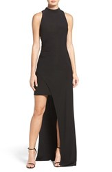 Laundry By Shelli Segal Women's Asymmetrical Gown