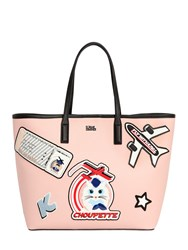 Karl Lagerfeld Jet Fly With Choupette Tote Bag