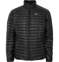 Arc'teryx Cerium Sl Quilted Shell Down Jacket Black