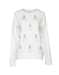 Dondup Sweatshirts White