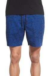 Men's The Rail Printed Woven Pull On Shorts