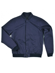 Steed Jacket Navy Sixpack France