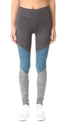 Free People Movement Intuition Leggings Black Combo