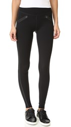 Spanx Every Wear Tech Tape Leggings Black