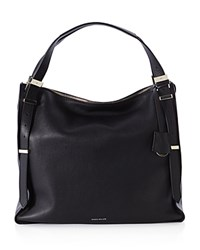 Karen Millen Investment Sling Shoulder Bag Black
