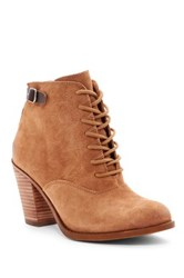 Lucky Brand Ecoch Bootie White