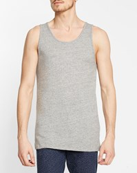 Minimum Grey Temple Tank Top