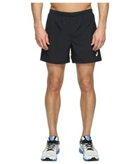 Asics Woven 5 Shorts Performance Black Men's Shorts