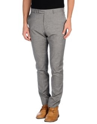 Hardy Amies Casual Pants Grey
