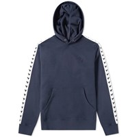 Coach Rexy Taped Hoody Blue