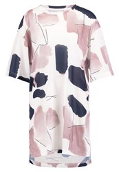 Native Youth Summer Dress Pink
