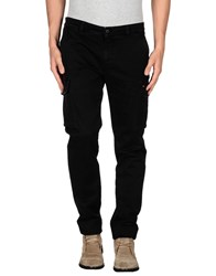 Mason's Trousers Casual Trousers Men Black