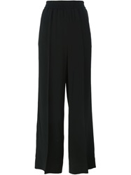 I'm Isola Marras Isola Marras Classic Wide Leg Trousers Black