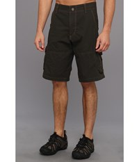 Kuhl Ambush Cargo Short Espresso Men's Shorts Brown