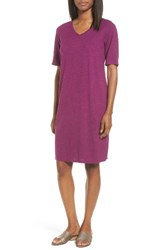Eileen Fisher Women's Hemp And Organic Cotton Shift Dress
