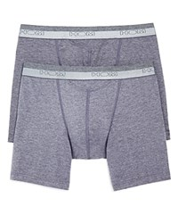 Hom Boxer Briefs Pack Of 2 Gray