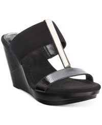 Alfani Bainer Platform Wedge Sandals Women's Shoes