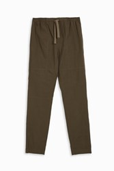 A.P.C. Men S Para Trousers Boutique1 Khaki